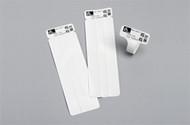 10007746K Zebra HC100 Wristband Cartridges Soft Infant Z-Band Direct (White) 1x7.6875 Synthetic Label 6/Case | 10007746K