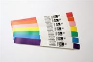 10010951-5K Zebra HC100 Z-Band Comfort Wristband Cartridge (Pink) 1x11 Synthetic Label 6/Case | 10010951-5K