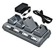 Li-Ion Quad Charger, US (for charging up to 4 batteries) - AC18177-5 AC18177-5 | AC18177-5