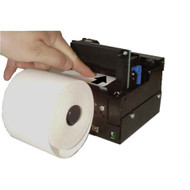 80 mm Roll Holder behind with paper low sensor, 150 mm dia max 01123-080 | 01123-080