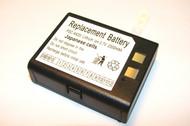 Falcon 4400 / 4410 / 4420 / 4423 / 5500 Replacement Battery 4420-5-1764, H4420-Li, HBM-4420L, PS23L1-G   4420-5-1764