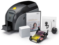 ZXPS3 S1 Printer (QUIKCARD 2/S ZXP3,USB,SOFTWARE WEBCAM,& MEDIA STARTER KIT) | Z32-0000D200US00 | Z32-0000D200US00
