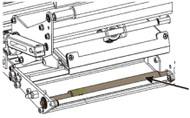 Zebra Kit Platen Roller (RH & LH) for 110PAX4 G43110M | G43110M