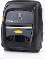 "Zebra ZQ510 Mobile Printer (3"" BT4.0, NO BATTERY) 