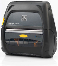 "Zebra ZQ520 Mobile Printer (4"" BT 4.0) 