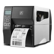 ZT230; 203DPI SER/USB LINER TAKE UP W/PEEL DT
