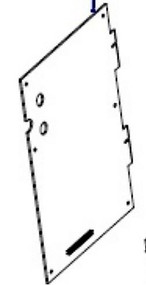 P1083347-013 | Main Logic Board ZT510 | P1083347-013