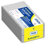 Epson C3500 Ink-Yellow