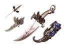 Fantasy Dragon Dagger Display Knife