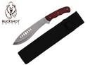 """13"""" Full Tang Combat Bolo KUKHRI Sword Knife Sharp Sheath"""