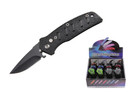 12 Pcs Mini Tactical Assisted Opening Rescue Folding Knife - Mix Colors -D