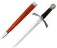 Medieval Handmade Knight's Dagger