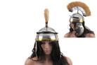 Handcrafted Roman Armor Helmet