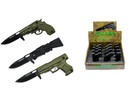 12 Pc. Assisted Opening Assorted Gun Folders