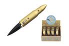 12 Pcs Display Mini Bullet Knife