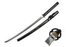 Onikiri Full Tang Blade Samurai Katana Sword with Real Rayskin and Sword Bag - Dragon