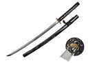 Onikiri Full Tang Blade Samurai Katana Sword with Real Rayskin and Sword Bag - Phoenix