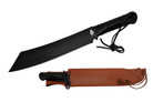 "17"" Machete Survival Knife Stainless Steel"