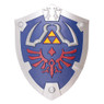 Zelda Master Foam Shield for Cosplay and Larp