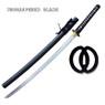 Practice Handmade Iaito Katana Sword, Unsharpened For Iaido
