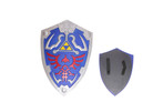 Large Zelda Master Foam Shield for Cosplay and Larp