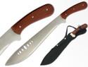 Full Tang Combat Bolo KUKHRI Sword Knife Sharp with Sheath