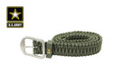 """52"""" Official License Army Survival Paracord Belt"""