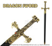 "43"" Fantasy Dragon King Sword"