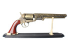 "13 1/2"" Decoration Antique Gun Model with Stand"