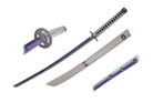 "40"" Anime Sword w/ White Leather sheath"