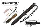 "13"" Survival Knife w/ Rescue Tools"