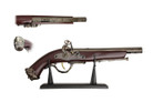 "16"" Decoration Antique Gun Model w/ Stand"