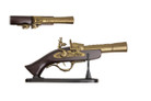"12.5"" Decoration Antique Gun Model w/ Stand"