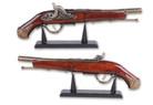 """17"""" Decoration Antique Gun Model w/ Stand"""