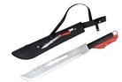Butcher Blade Machete Style Chinese Dao Sword W/ Dart