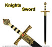 "48"" Anointed 1066 Knight's Templar Sword"