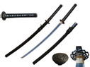 "41.5"" Ko-Shoami 65MN Spring Steel Hand Forge Blade Iaito Katana - T64202"