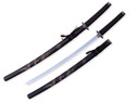 "40"" Black Dragon Katana Samurai Sword w/ Stainless Steel Blade"