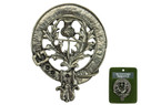 Scotland Crest Pin Badge - SCOTTISH THISTLE