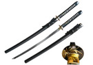 "41"" Hand Forged Orchid Samurai Sword 1045 Carbon Steel Blade"
