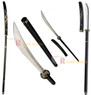 "62"" Broad Head Japanese Samurai Naginata Yari Sword"