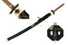 Handmade Practical Samurai Katana Sword Sharp 1045 Carbon Steel Blade