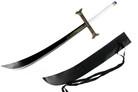 Japanese Anime Fantasy Mihawk Sword Curved Blade