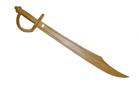 Wooden Caribbean Pirates Cutlass Sword