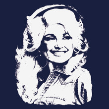 Dolly Parton country music goddess T Shirt_BlackSheepShirts