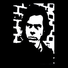 Nick Cave T Shirt The bad seeds The Birthday party
