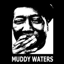 Muddy Waters T Shirt - BlackSheepShirts