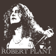 Robert Plant _ Led Zeppelin rock legend t shirt