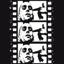 Taxi Driver Travis Bickle film strip T-Shirt