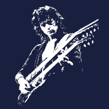 Jimmy Page_ Led Zeppelin T shirt